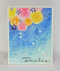 Hugs and Smiles Clear Stamps - Joy Clair - 7