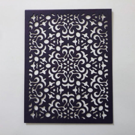 Mandala Lace Background Die