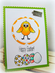 Easter Eggs Clear Stamps - Joy Clair - 9
