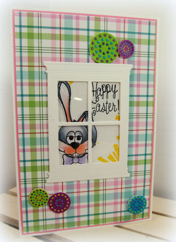 Happy Easter Clear Stamps