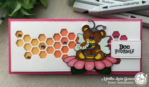 Bumble Bear Digital Set