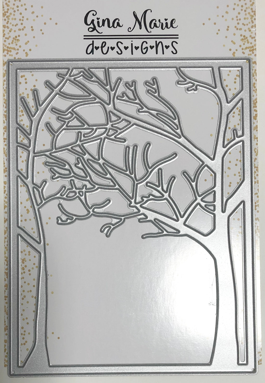 Portrait Tree Cover Plate