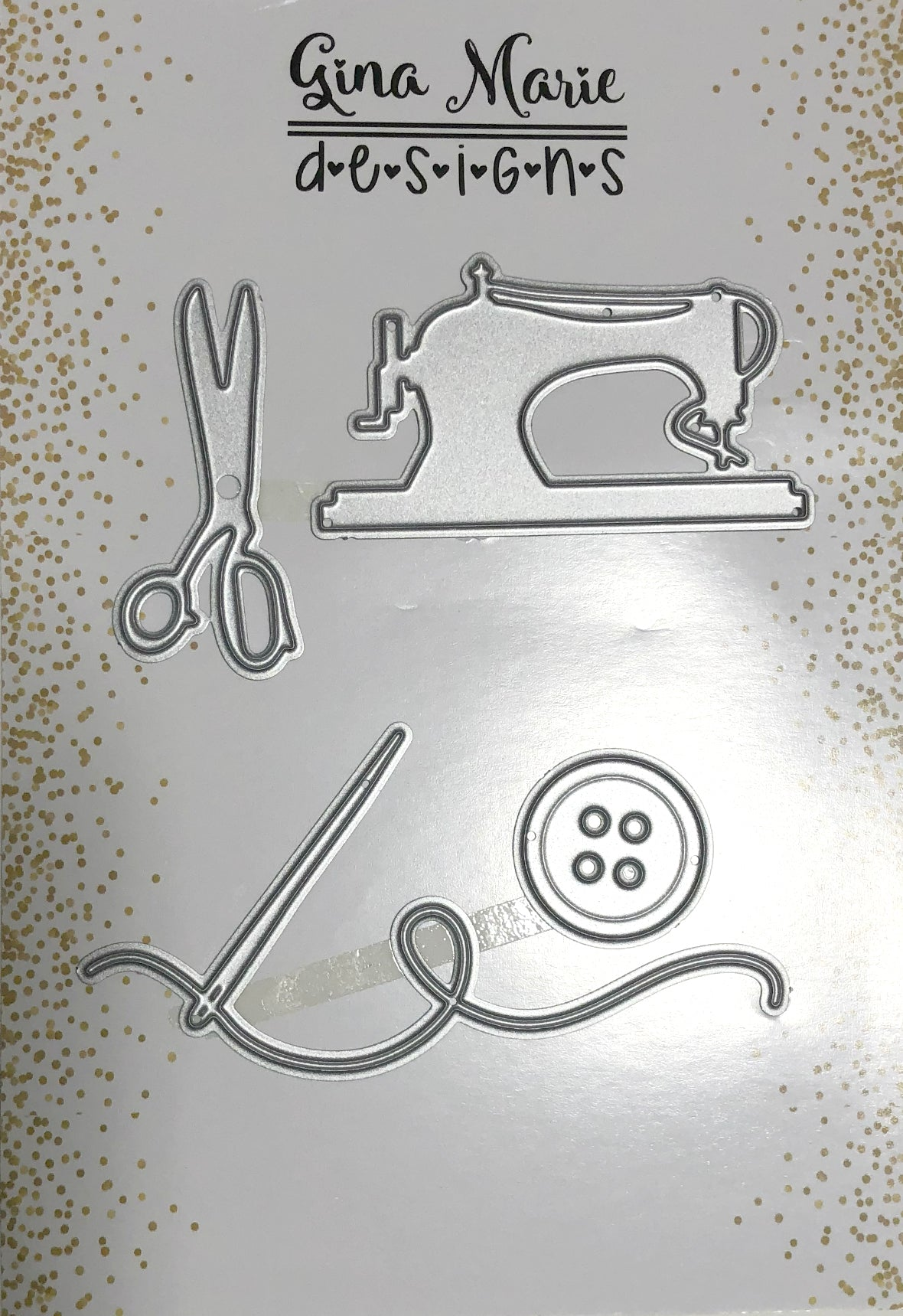 Traditional Sewing Die Set