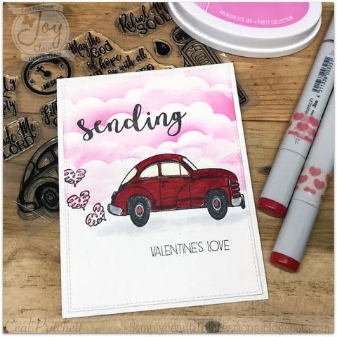 Refuel my Soul | Bible Journaling Clear Stamp Set