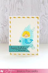 Seas the Day Clear Stamps - Joy Clair - 4