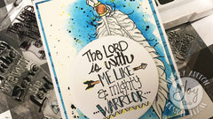 Clear Stamps - Be Brave | Bible Journaling Clear Stamps - Joy Clair - 6