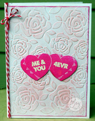 Clear Stamps - Candy Hearts Clear Stamps - Joy Clair - 5