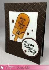 Dad's Day Clear Stamps - Joy Clair - 5