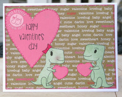 Clear Stamps - Dino Love Clear Stamps - Joy Clair - 8