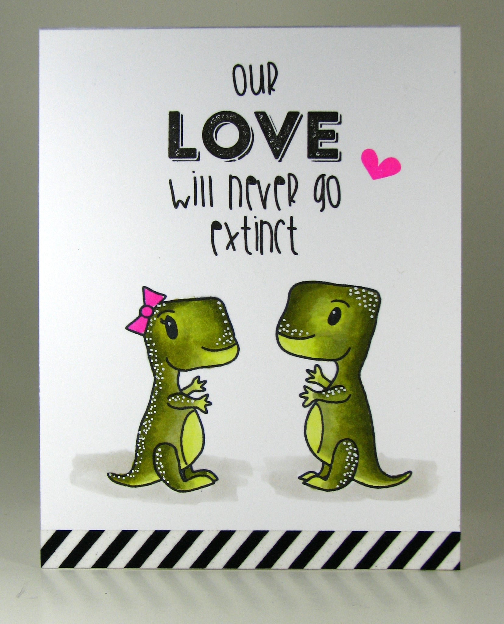 Clear Stamps - Dino Love Clear Stamps - Joy Clair - 3