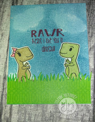 Clear Stamps - Dino Love Clear Stamps - Joy Clair - 12