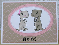 Clear Stamps - Dino Love Clear Stamps - Joy Clair - 13