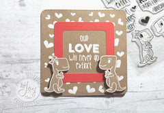 Clear Stamps - Dino Love Clear Stamps - Joy Clair - 4