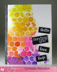 Clear Stamps - Bee Kind | Bible Journaling Clear Stamps - Joy Clair - 2