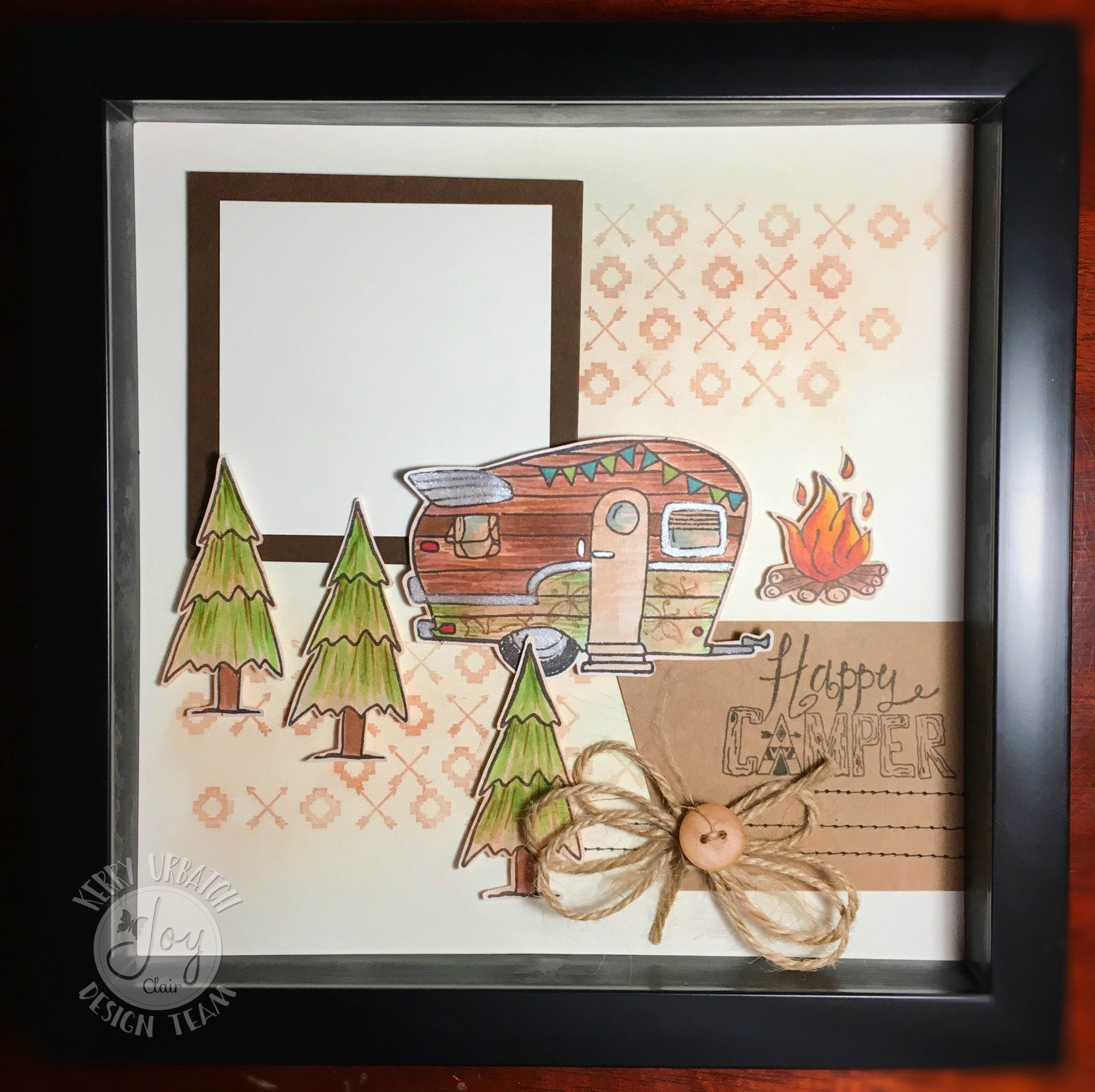 Clear Stamps - Happy Camper Clear Stamps - Joy Clair - 2