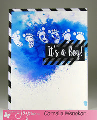Oh Baby Clear Stamps - Joy Clair - 12