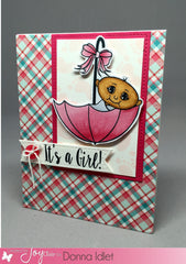 Oh Baby Clear Stamps - Joy Clair - 4