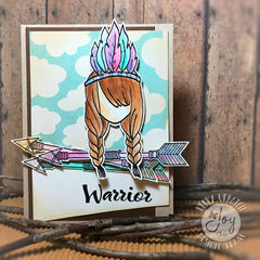 Clear Stamps - Prayer Warrior | Bible Journaling Clear Stamps - Joy Clair - 4