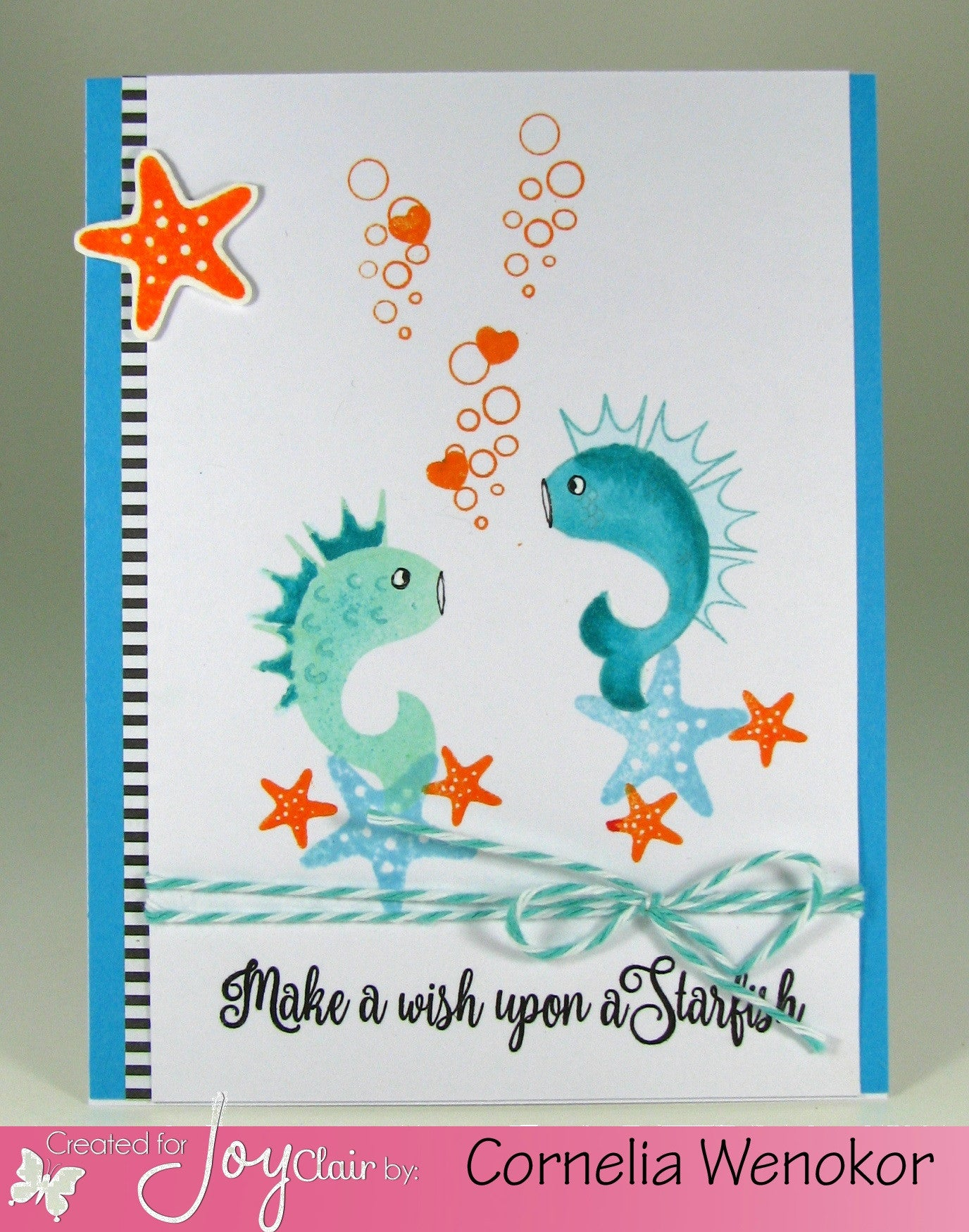 Seas the Day Clear Stamps - Joy Clair - 6