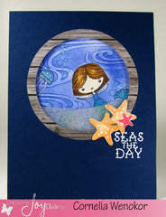 Seas the Day Clear Stamps - Joy Clair - 7