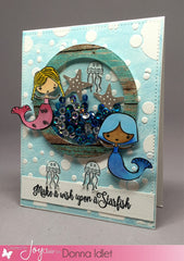 Seas the Day Clear Stamps - Joy Clair - 9