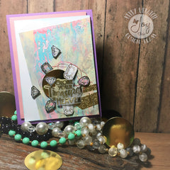 Clear Stamps - God's Treasure | Bible Journaling Clear Stamps - Joy Clair - 12