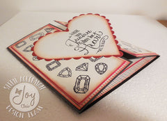 Clear Stamps - God's Treasure | Bible Journaling Clear Stamps - Joy Clair - 7