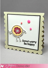 Funny Foods Clear Stamps - Joy Clair - 3