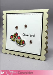 Funny Foods Clear Stamps - Joy Clair - 2