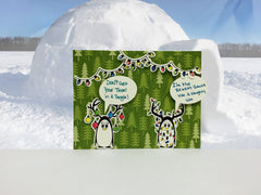 Christmas Penguins Clear Stamps - Joy Clair - 2