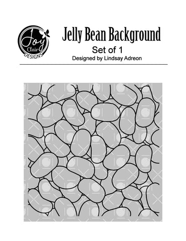 Jelly Bean Background Digital