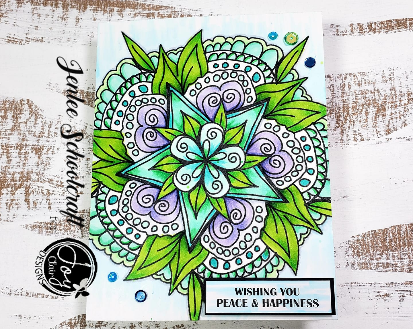 Mandala Love Digital Set