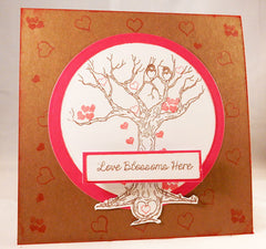 The Love Tree Clear Stamps - Joy Clair - 13