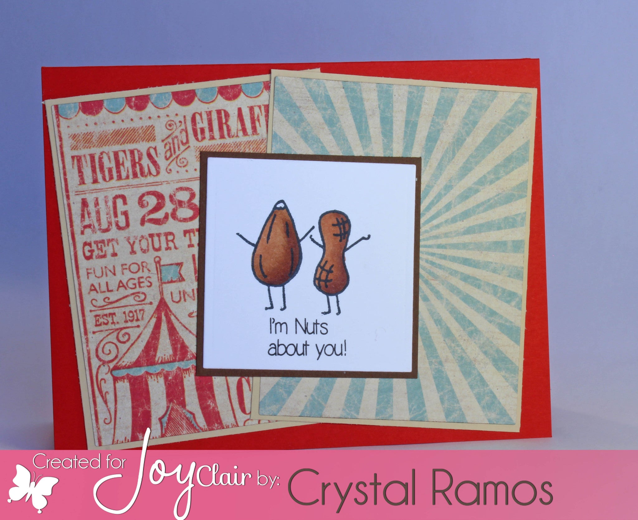 Funny Foods Clear Stamps - Joy Clair - 15