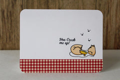 Breakfast Friends Forever Clear Stamps - Joy Clair - 2