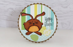 Happy Easter Clear Stamps - Joy Clair - 3