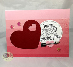 Love Quotes Clear Stamps - Joy Clair - 13