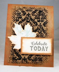 Rustic Occasions Sentiments Clear Stamps - Joy Clair - 11