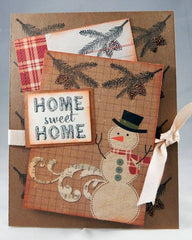 Rustic Occasions Sentiments Clear Stamps - Joy Clair - 9