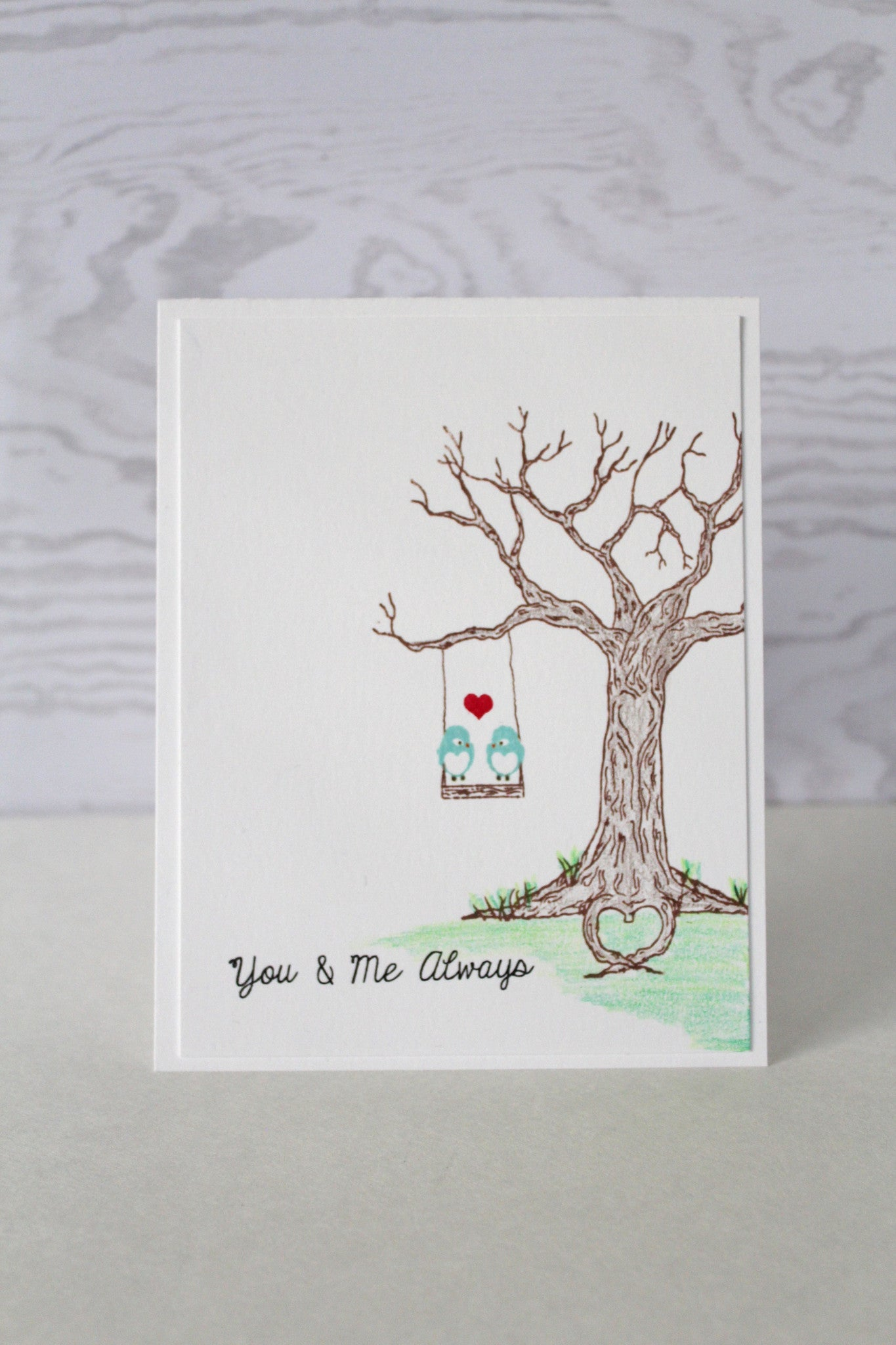 The Love Tree Clear Stamps - Joy Clair - 7