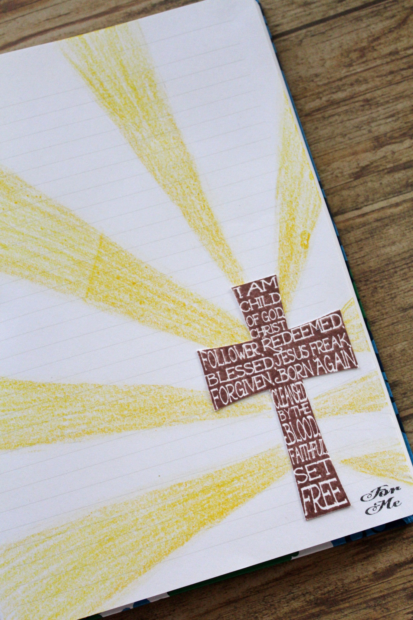 Clear Stamps - God's Love | Bible Journaling Clear Stamps - Joy Clair - 10