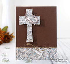 Clear Stamps - God's Love | Bible Journaling Clear Stamps - Joy Clair - 13
