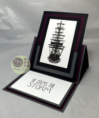Clear Stamps - All Things Possible | Bible Journaling Clear Stamps - Joy Clair - 12