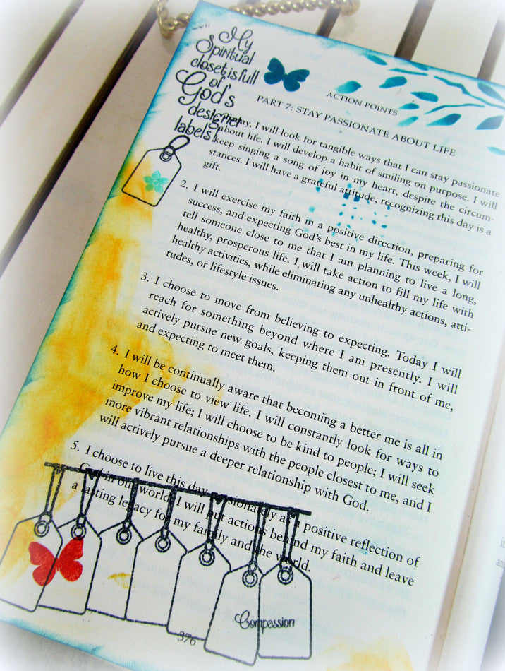Clear Stamps - Designer Labels | Bible Journaling Clear Stamps - Joy Clair - 10