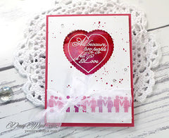 Clear Stamps - Song of Solomon | Bible Journaling Clear Stamps - Joy Clair - 3