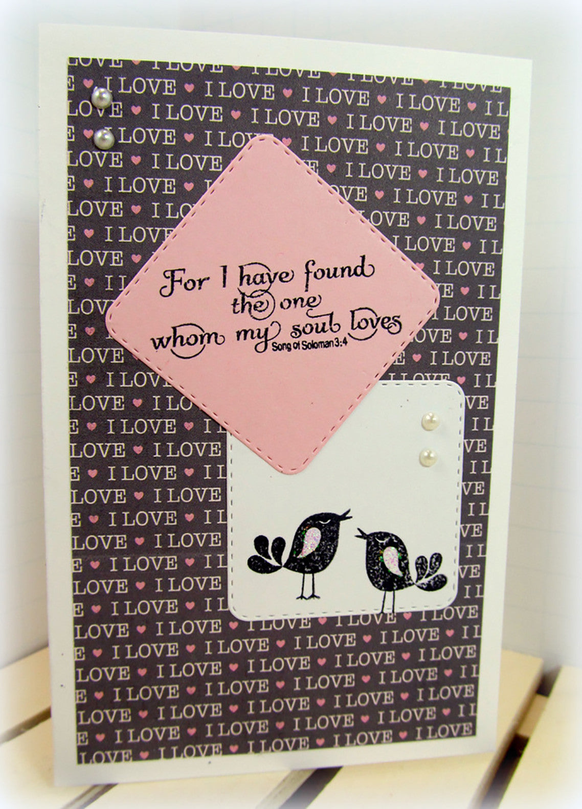 Clear Stamps - Song of Solomon | Bible Journaling Clear Stamps - Joy Clair - 4