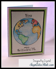 Clear Stamps - John 3:16 | Bible Journaling Clear Stamps - Joy Clair - 8