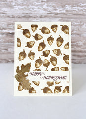 Hello Autumn Clear Stamps - Joy Clair - 20