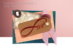 Infinity 2 Clear Stamps - Joy Clair - 2