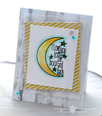 Love Quotes Clear Stamps - Joy Clair - 15